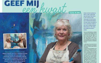Artikel in Vrouw in de Regio