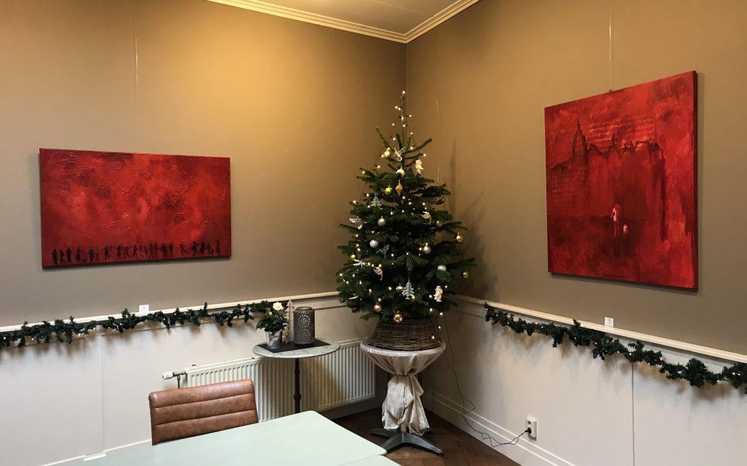 (Kerst) Expositie bij 't Atrium